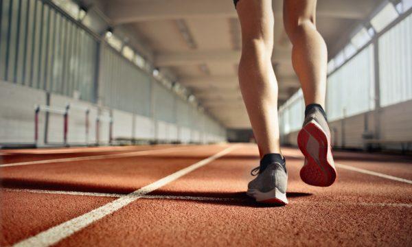 pista de running